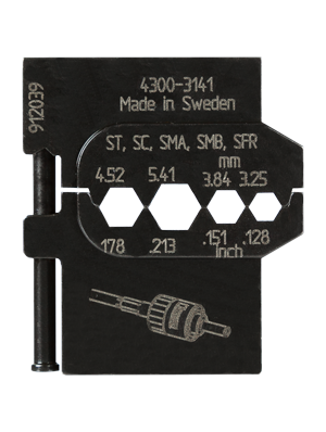 Mobile die set/4300-3141/AAA