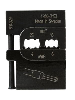 Mobile die set/4300-3153/AAA